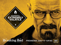 Breaking Bad theme for invitation